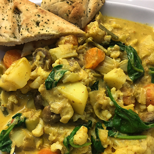 Vegetable Curry by Easy Peasy Lemon Squeezy