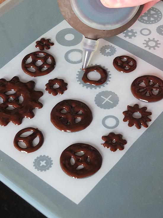 Chocolate Swirl Cake Youtube