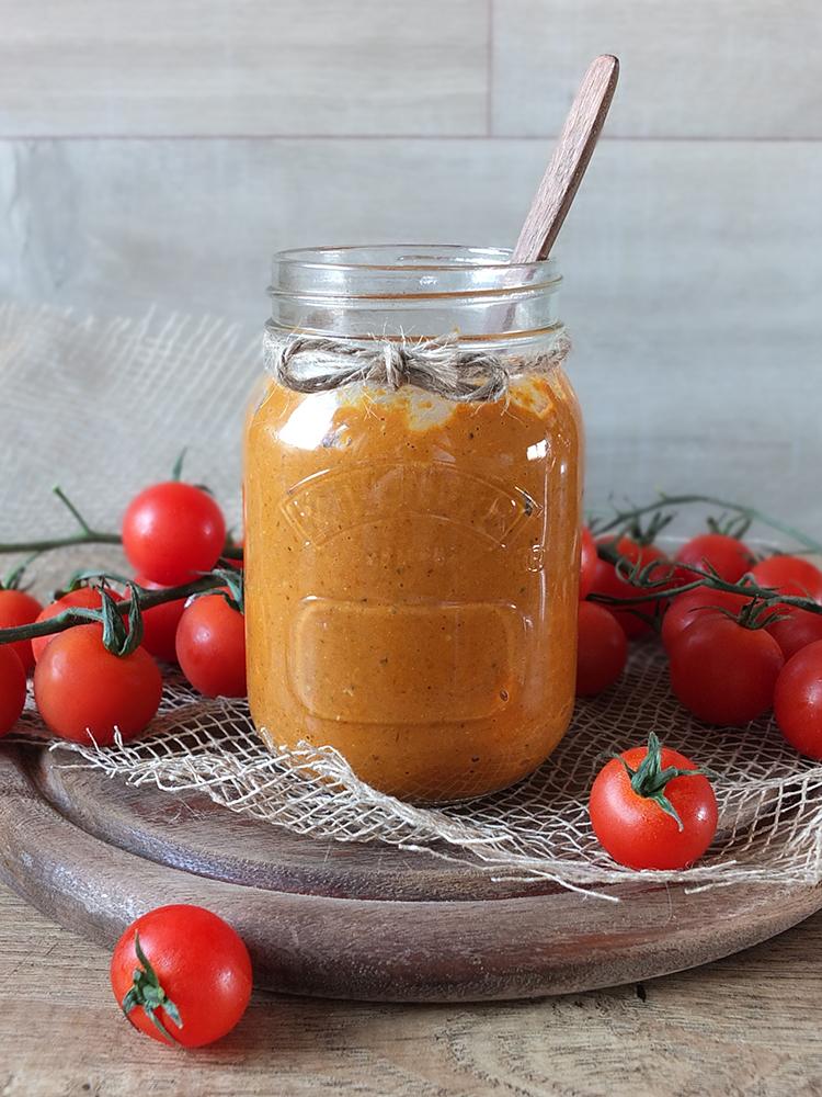 Quick & Easy Roasted Cherry Tomato Sauce