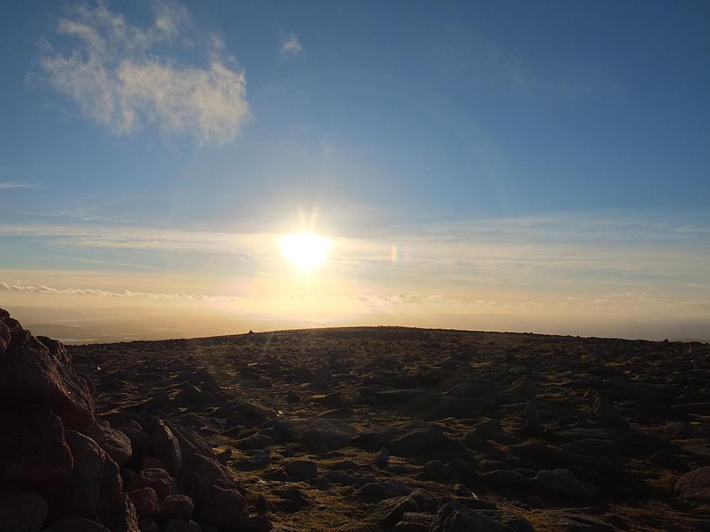 Ronas Hill, Shetland