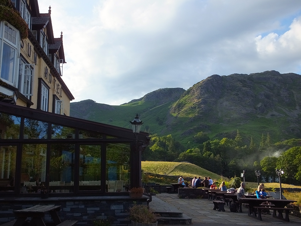 The Sun Hotel, Coniston, Lake District