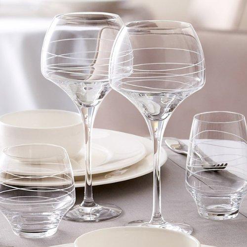Chef & Sommelier Open Up Arabesque Wine Glasses