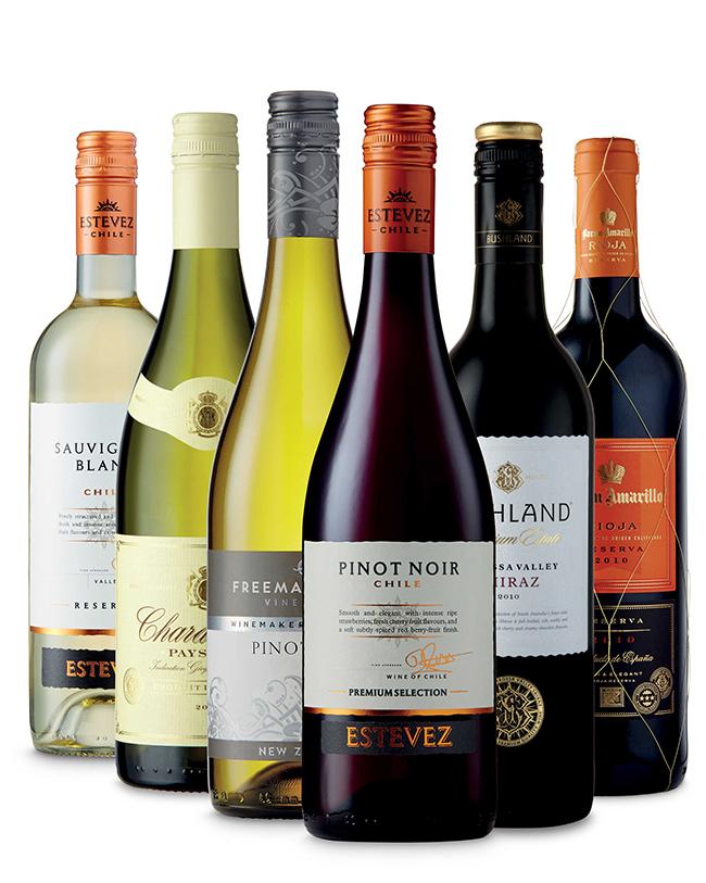 Aldi Wines