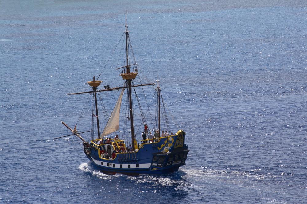 Buccaneer Ship by Thomas Crosley
