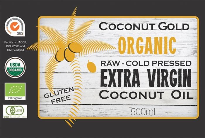 King Coconut Oil