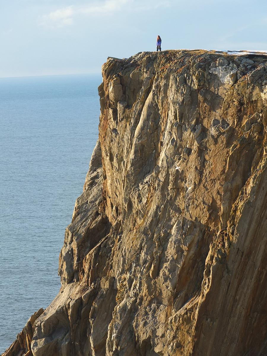 The Eigg, Yell, Shetland