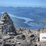 Ben Nevis RNLI fundraising cycle trip