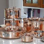 ProWare Copper Pots and Pans