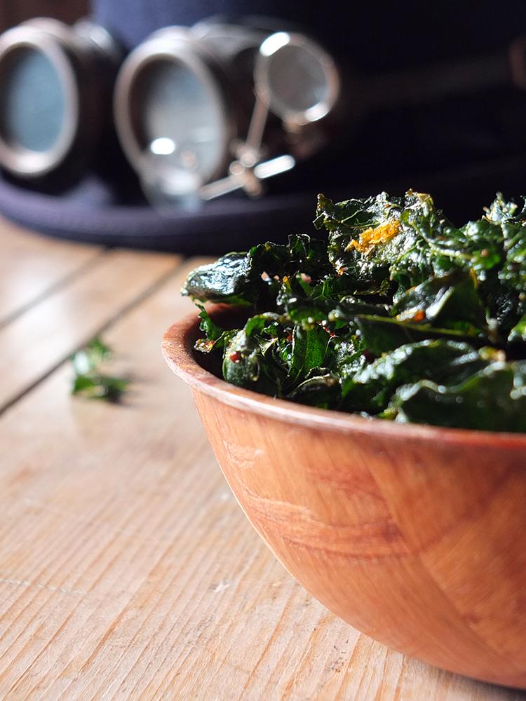 Chilli Kale Crisps