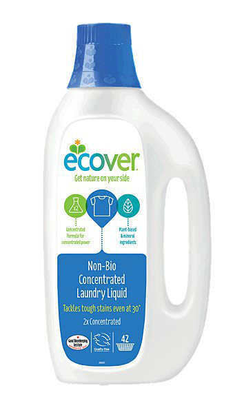 Ecover Non-Bio Concentrated Laundry Liquid Review