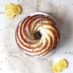 Lavender & Lemon Bundt Cake + Bake Box Review & Giveaway RRP £80