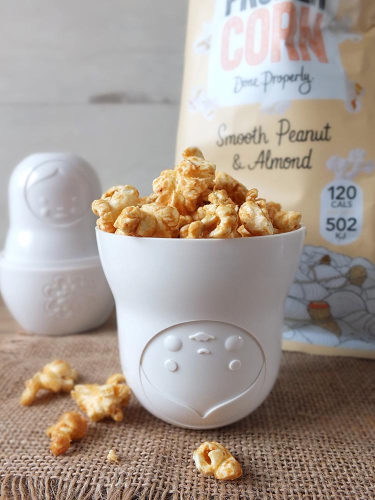 Propercorn - Smooth Peanut & Almond