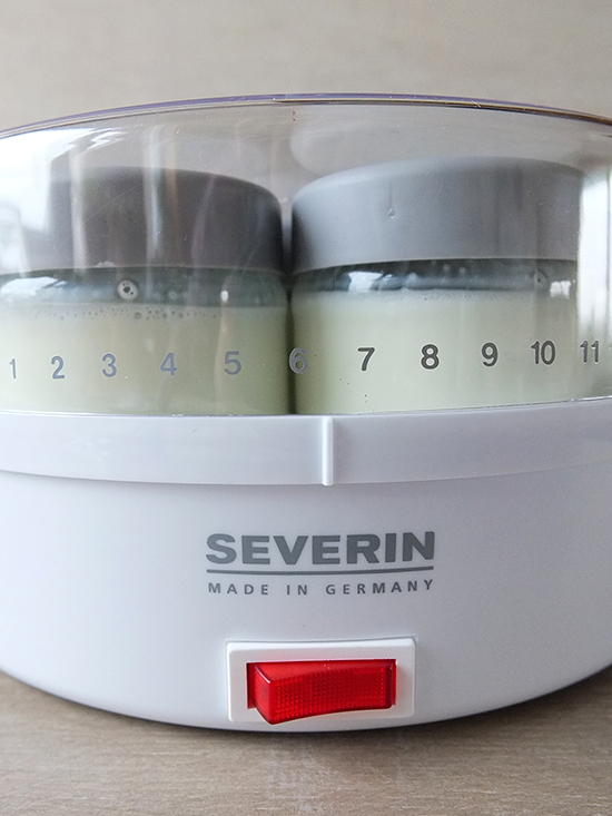 Severin Yogurt Maker - The Great Oven Ban Challenge