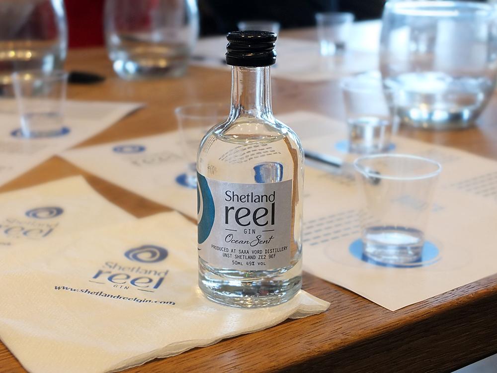 Shetland Reel Gin - Ocean Scent