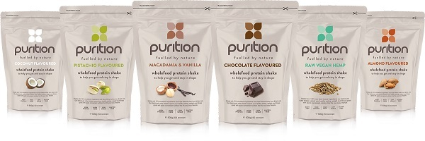 Purition Wholefood Protein Shakes Review