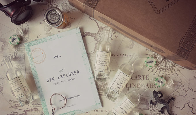 Win a 3 Month Gin Explorer Subscription worth £69.99