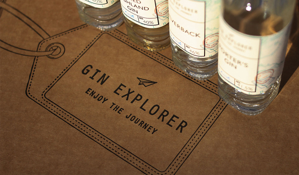 Gin Explorer - Review & Giveaway