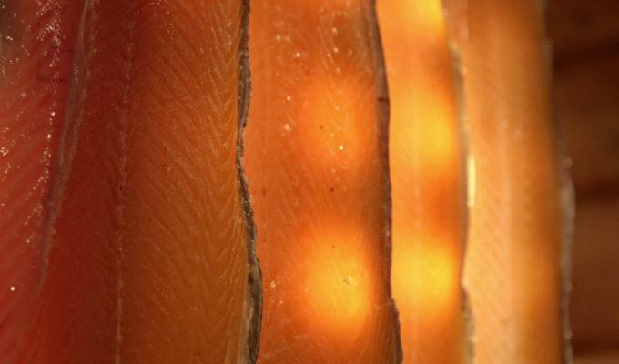 Jazz Infused Smoked Salmon and The Balvenie Craftsmen's Dinner