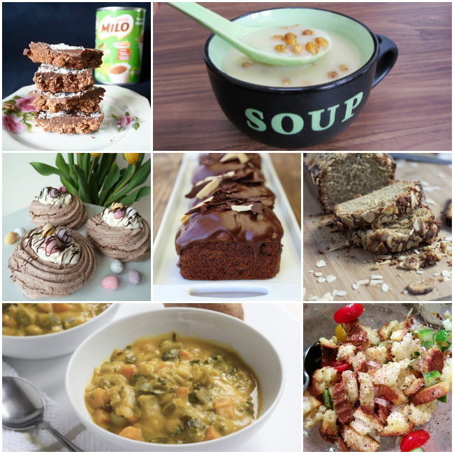 No Waste Food Challenge - Helping to Prevent Food Waste One Recipe at a Time