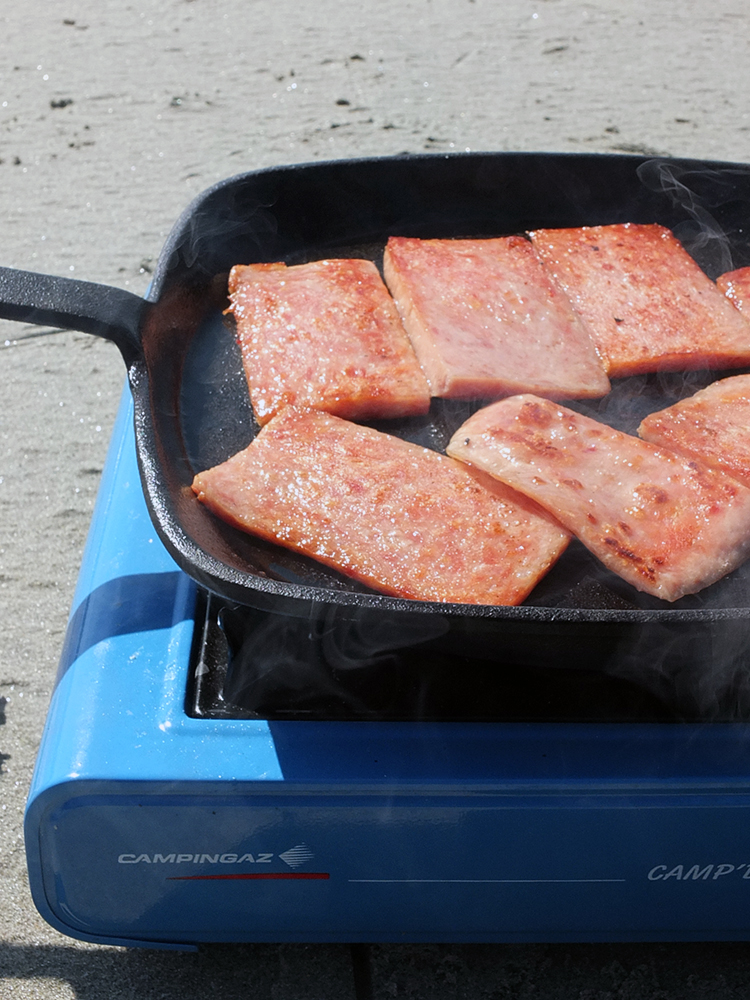 Frying Spam