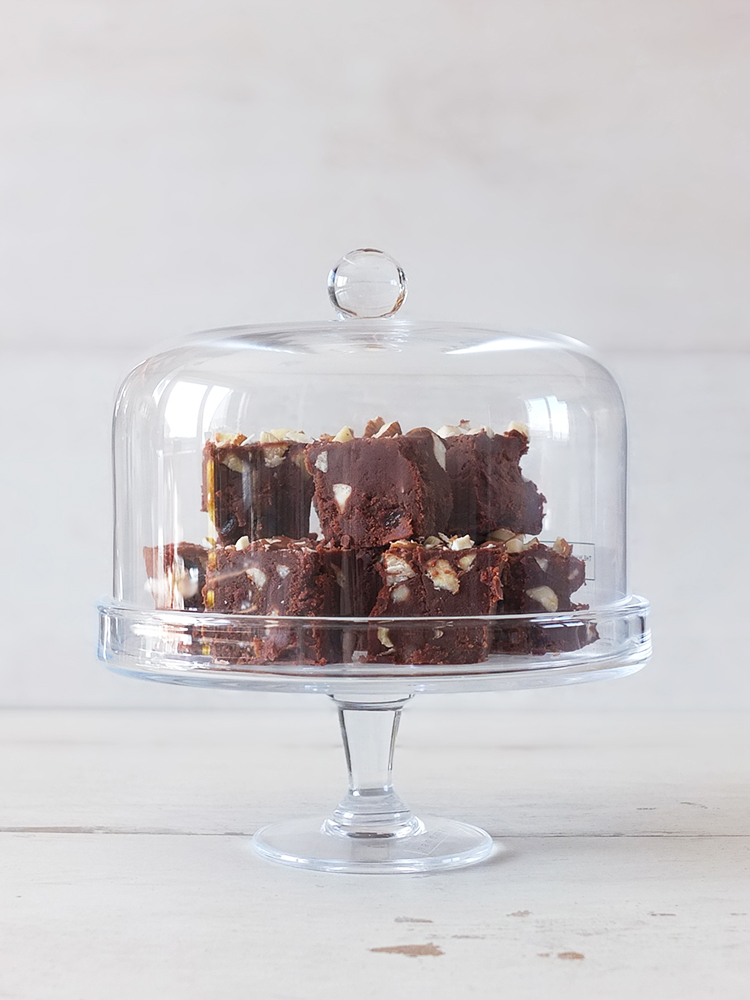 Classic Fruit & Nut Chocolate Fudge