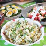 Our Family Favourite Potato Salad Recipe