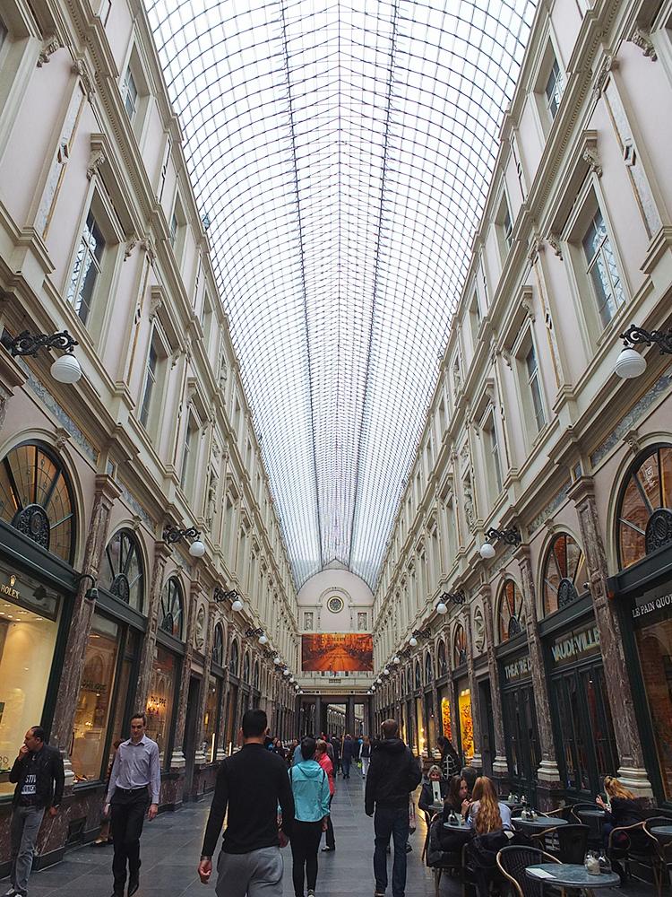 Royal Galleries, Brussels