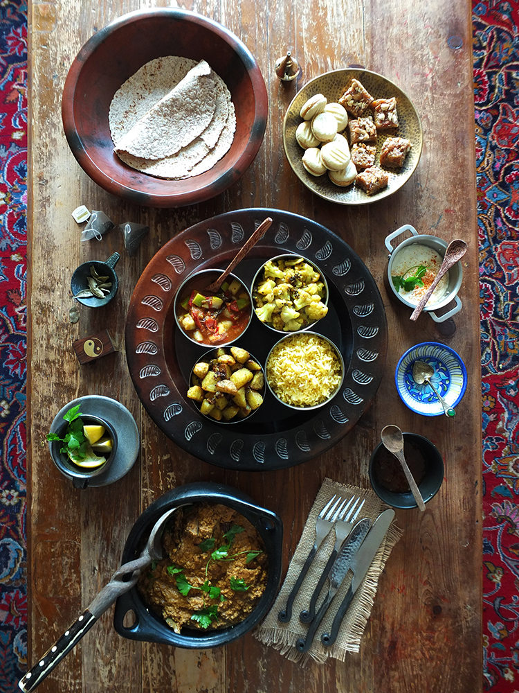 Indian Summers Date Night Feast
