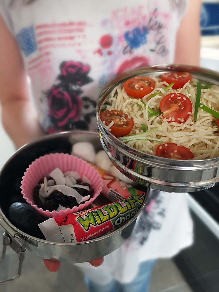 Lunch Box Noodles