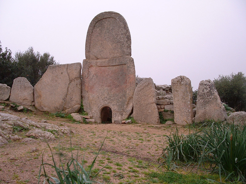 Sardinia - Giants Tomb