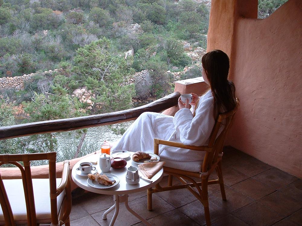 Sardinia - Porto Cervo Hotel Breakfast