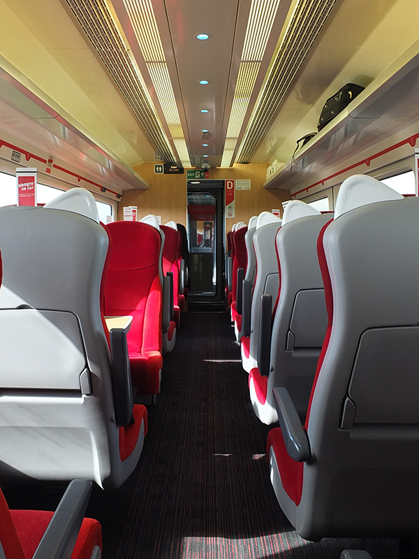 Virgin Trains East Coast Review