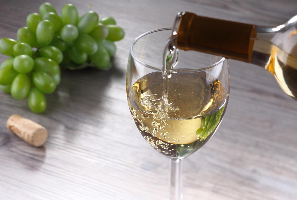 White wine from Fine Italy