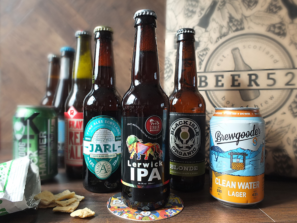 Beer 52: Craft Beer Discovery Club Review & Giveaway