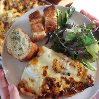 Child-Friendly Lasagne with Cheddar Cheese Sauce