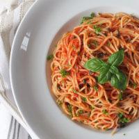 Quick & Easy Chilli Spaghetti for Two