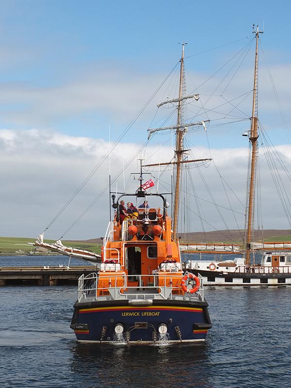 Lerwick Lifeboat, Shetland