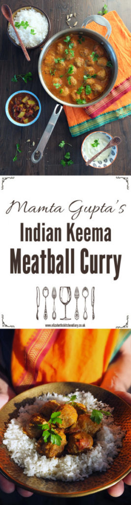 Mamta Gupta's Indian Keema Meatball Curry