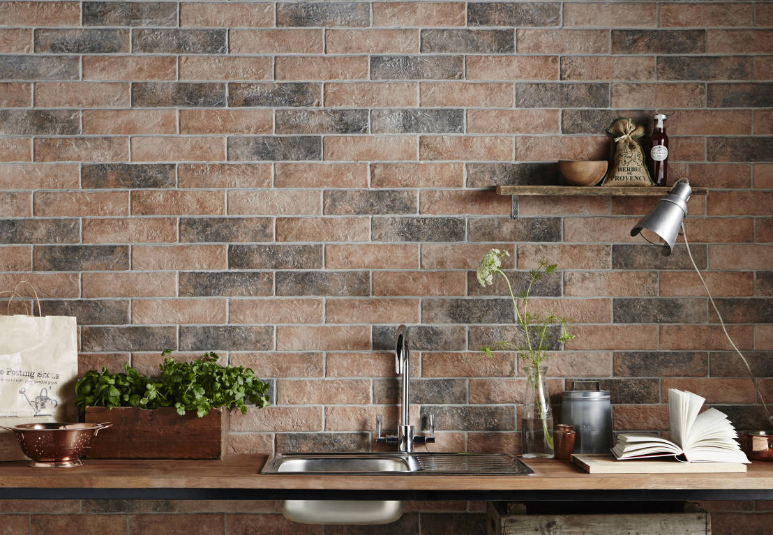 Tile Mountain - Muralla Tiles