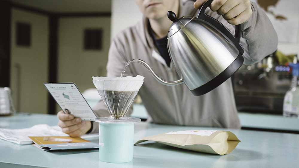 Pact Coffee filter