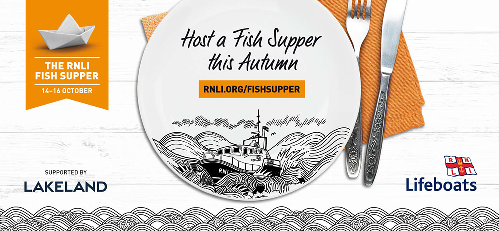 RNLI Fish Supper 2016