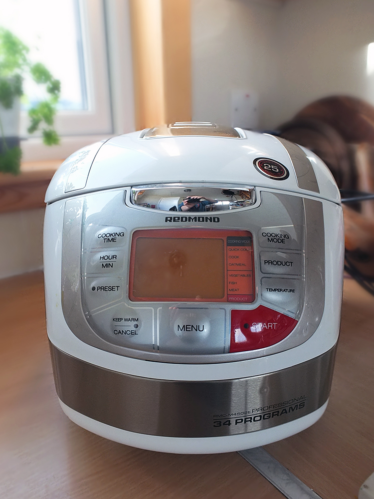 Redmond Multicooker