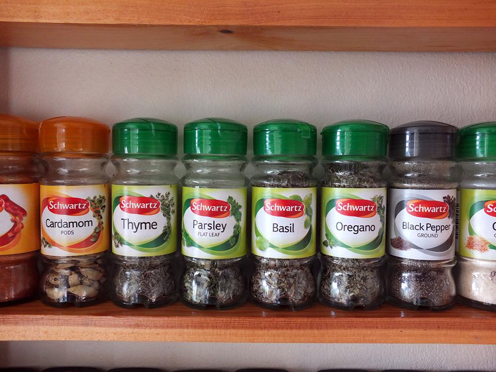 Schwartz Herbs & Spices