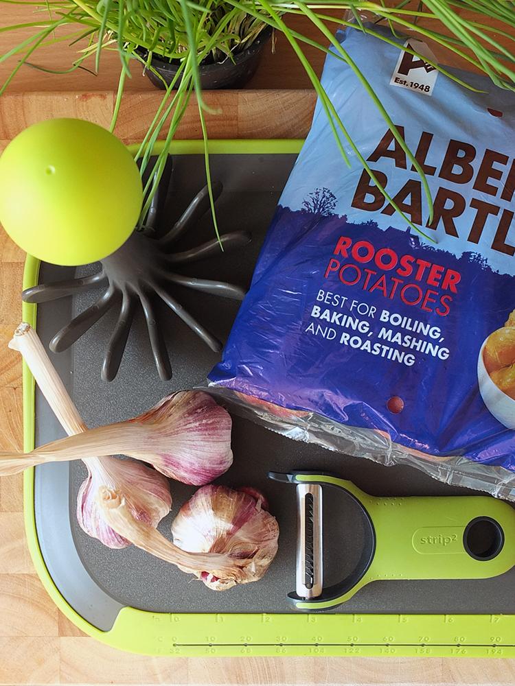 Uutensil & Albert Bartlett Potatoes