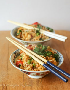 Yangzhou Fried Rice from Culinary Travels
