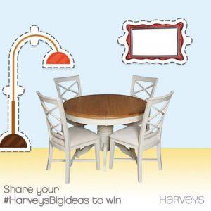 Harveys Giveaway