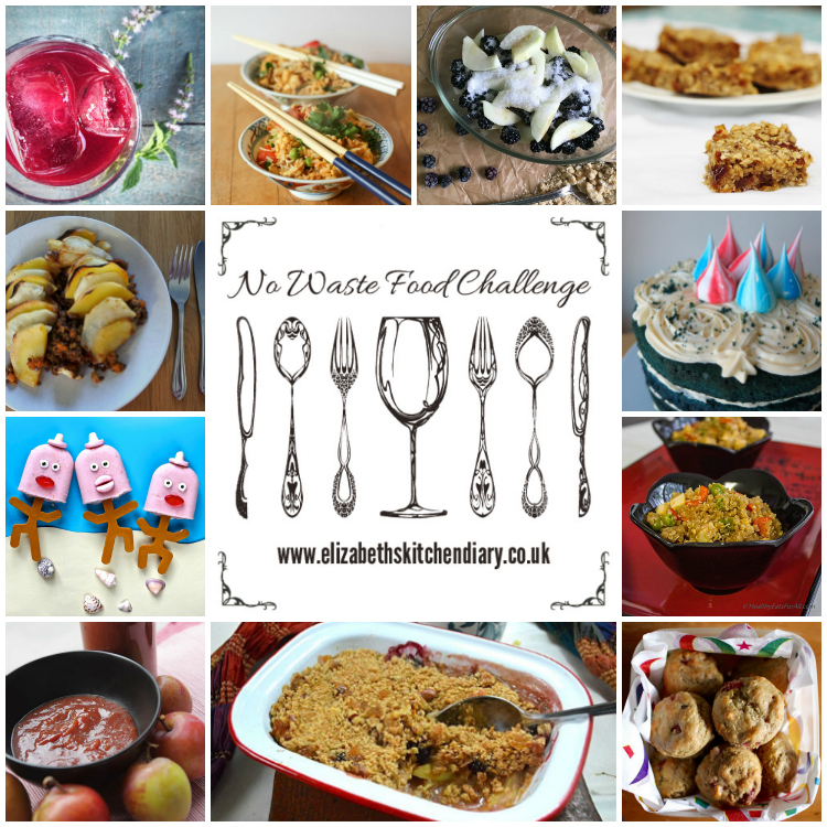 11 Autumnal Comfort Food Recipes - the No Waste Food Challenge Round Up for Aug/Sept 2016