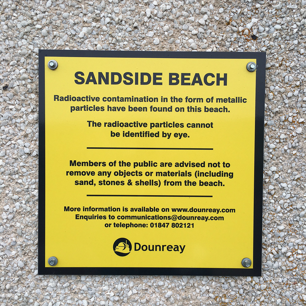 Sandside Beach, Dounreay
