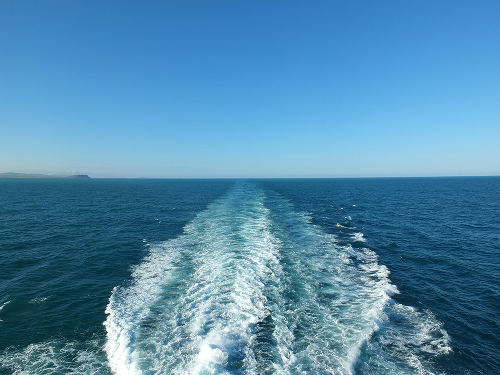 North Sea - Fair Isle