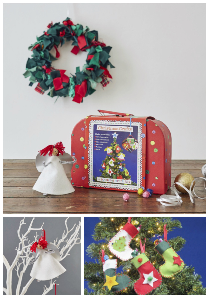 Christmas Craft Suitcase Giveaway
